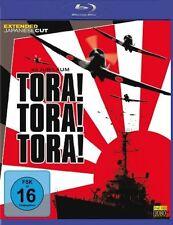 Tora! Tora! Tora! (Extended Japanese Cut)[Blu-ray/NEU/OVP]Pearl Harbour am 7. De