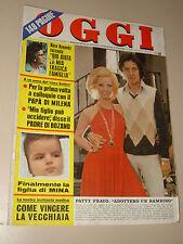 OGGI 1972/16=PATTY PRAVO=MINA=MILLY=PIERO DORAZIO=LIONEL STANDER=BEVILACQUA A.