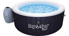 Lay-Z-Spa Miami Hot Tub 4 persone SPA WIRLPOOL, BESTWAY GONFIABILE 180x66