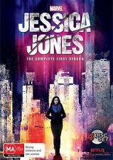 Jessica Jones Season 1 (4 Disc DVD set) Sealed Region 4 Netflix Series