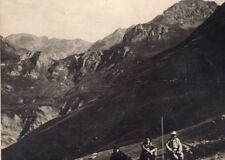 Maurice Heid Pyrenees Mountaineering Old Photo 1897