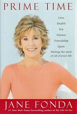 Jane Fonda Signed Autographed 1st Edition Book