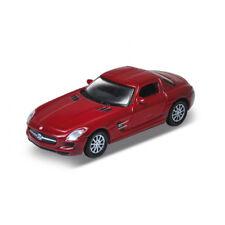Welly 73144 Mercedes-Benz SLS AMG rouge foncé échelle 1:87 Nouveau! °