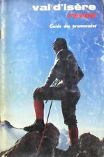 Val d' Isère revue - Guide des Promenades - Ancien catalogue des années 80