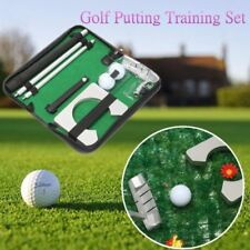 Golf putter ensemble cadeau exécutif portatif shot training aid putter home office