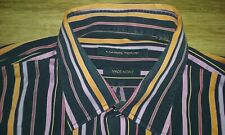MARIO TOMEI LONG SLEEVE BUTTON SHIRT SIZE LARGE FROM ITALY.! SUPERB.!!