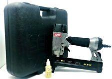 "Senco SLS18 18 Gauge Finish Stapler Pneumatic Gun w/ Case, 1/2"" to 1-5/8"""