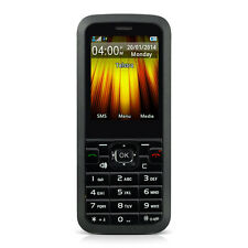 Brand New ZTE Telstra Cruise 3G T126 Black Cheap Mobile Phone Button