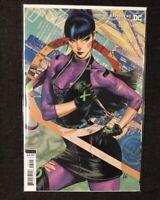 BATMAN 92 Artgerm Variant 1ST COVER APPEARANCE PUNCHLINE First PRINT NM DC Comic