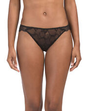 LA PERLA Sheer Lace Fantasy Brazilian Briefs Bikinis Panties NWT 20501