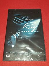 """DVD """" Ray """" / Ray Charles NEUF sous blister"""