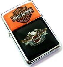 HARLEY DAVIDSON MOTOR CYCLES Smoking Cigarette Petrol Lighter Rock Merchandise