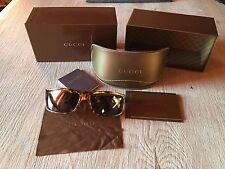Gucci Sonnenbrille ungetragen - garantiert original Full Set Herren