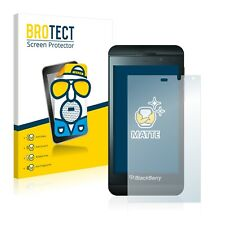 2x BROTECT Matte Screen Protector for BlackBerry Z10 Protection Film