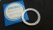 86039901 ORIGINAL PLACE NAME DIAL CHAPTER RING SEIKO WORLD TIME 6117-6400 /6409