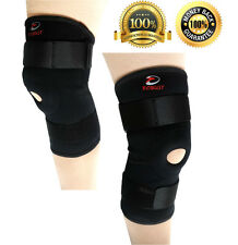 Neoprene Patella Stabilising Knee Support With Strap Brace NHS Arthritis Pain