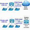 Cisco 2811 - CME 8.6 Latest IOS 15.1 CCNA CCNP Collaboration Voice Lab 2821 2851