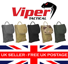 Viper tactical Mobile Phone Sleeve Police Security Pouch MTP Black Airsoft