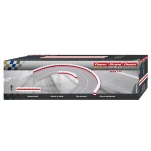 Carrera Stacks of Tires for analog and Digital 124 / 132 slot car track 21130