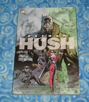 Batman Hush Graphic Novel Trade Paper Back TPB Excellent DC Comics Jeph Loeb