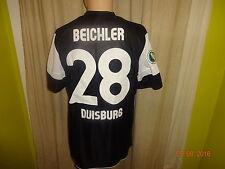 MSV Duisburg Original Nike Spieler DFB-Pokal Trikot 11/12 + Nr.28 Beichler Gr.L