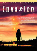 Invasion - The Complete Series (DVD, 2006, 6-Disc Set) VERY GOOD