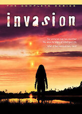 INVASION-COMPLETE SERIES (DVD/6 DISC/EP 1-22/PORT-FR-SP SUB).