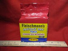 Fleischmann's Instant Dry Yeast 1 Pound (454g) EXP MARCH 2022