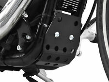 Harley Davidson Sportster 883 / 1200 ab BJ 2004- Motorschutz Bugspoiler Schwarz