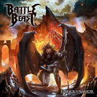 BATTLE BEAST - UNHOLY SAVIOR  CD NEU