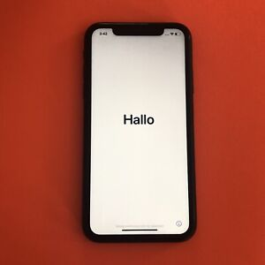 Apple iPhone XR Black 64 GB - A1984 (CDMA + GSM) Great Condition - Locked
