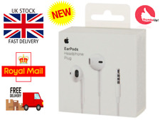 Genuine Apple EarPods per iPhone 6 5 5 CUFFIA AURICOLARE S SE Vivavoce con Microfono
