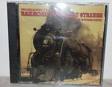 CD BILLY STRANGE - RAILROAD MAN - NUOVO NEW