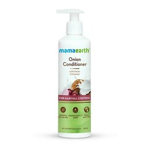 mamaearth Onion Conditioner for Hair Growth and Hair Fall Control 250ml