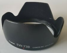 Genuine Canon  EF-S 17-85mm f/4.0-5.6 IS, 18-135mm f/3.5-5.6 Lens  Hood EW-73B