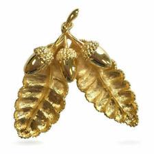 Enchape de oro amarillo