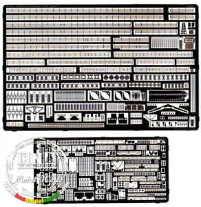 Eduard 53045 1/350 Admiral Graf Spee Detail Set for Trumpeter kit