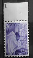 """1941 """"4ème orval""""   cob 559**  ( sans charnière 54)"""