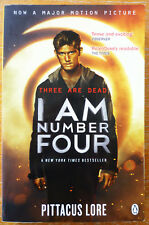 Pittacus Lore I AM NUMBER FOUR 2011 Ed NEW PB Fim Tie In