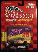 "Racing Champions ""Sting""  #29 WCW Wrestling 1/64 Diecast 1996 Edition"