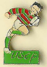 LISEP - FRANCE RUGBY PIN BADGE