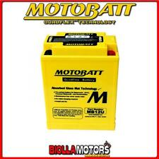 MB12U BATTERIA MOTOBATT YB12A-A AGM E06002 YB12AA MOTO SCOOTER QUAD CROSS