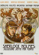 Dvd SHERLOCK HOLMES - Soluzione Sette Per Cento - (1976) ......NUOVO