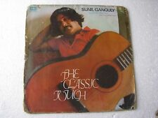 The Classic Touch Sunil Ganguly Instrumental Hindi LP Record India-1399