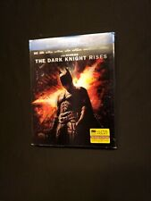 The Dark knight Rises. Blu Ray +Dvd With Lenticular Slipcover.