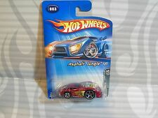 Hot Wheels Mustang Mach - Black