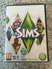 The Sims 3 PC disc