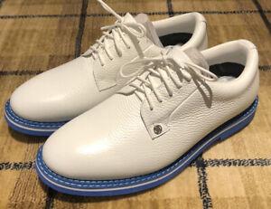 G/Fore Gallivanter Golf Shoes White, 8.5 Uk. Brand New.