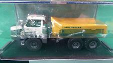 Liebherr TA 230 Dumper + Heckklappe ( Bausatz ), Messing, 1/87, NEU.