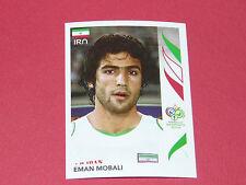 274 EMAN MOBALI IRAN PANINI FOOTBALL GERMANY 2006 WM FIFA WORLD CUP